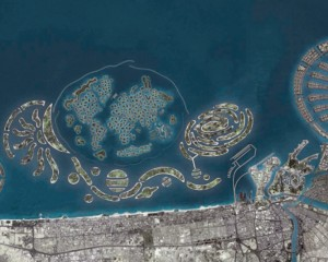 Острова Дубая