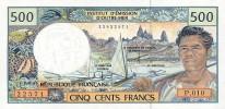Французский тихоокеанский франк